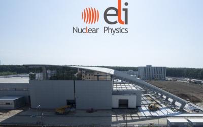 ELI NP Măgurele Centrul de cercetare ELI-NP